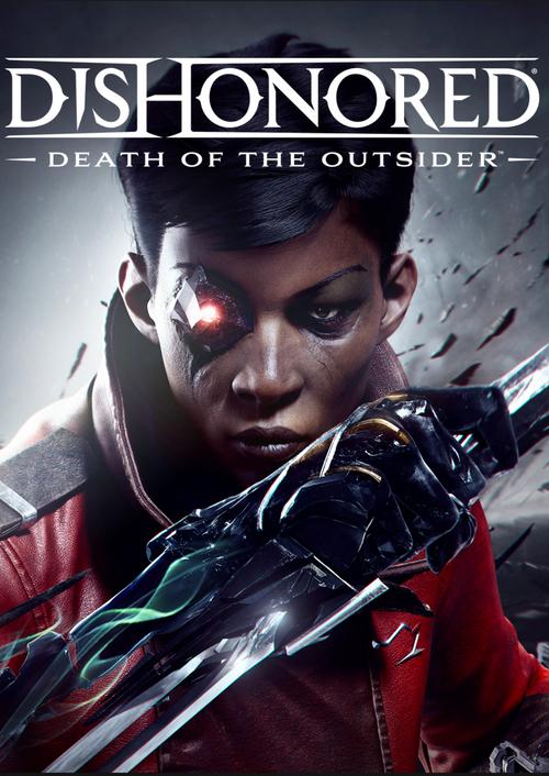 Dishonored : La Mort de l'Outsider sur PC (Dématérialisé)