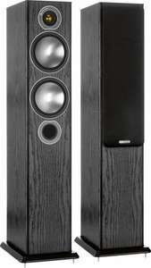 2 Enceintes colonne Monitor Audio Bronze 5