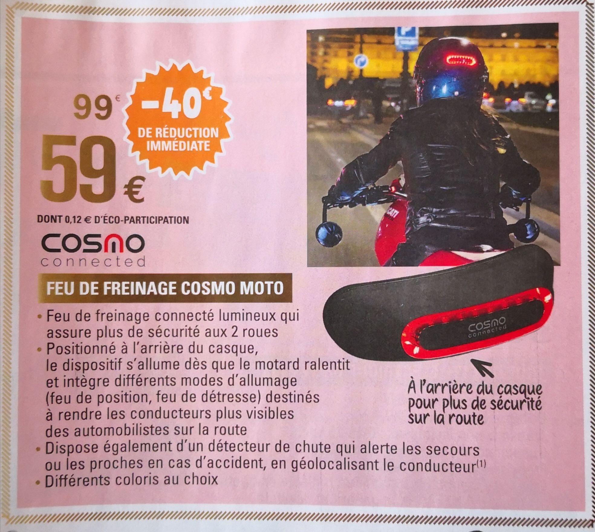 Feu de freinage cosmo pour Moto