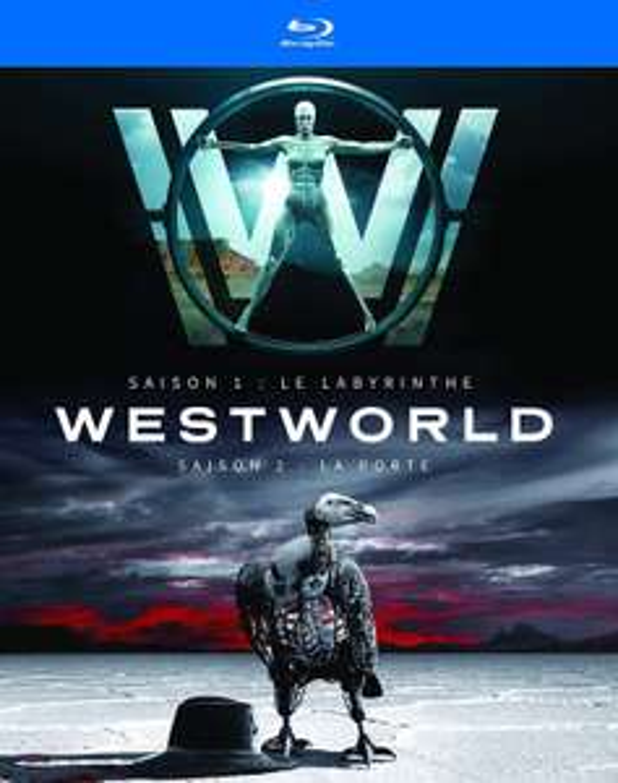Blu-Ray Westworld - L'intégrale des Saisons 1 et 2