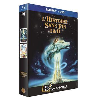 Coffret Blu-ray + DVD L'histoire sans fin - Edition spéciale