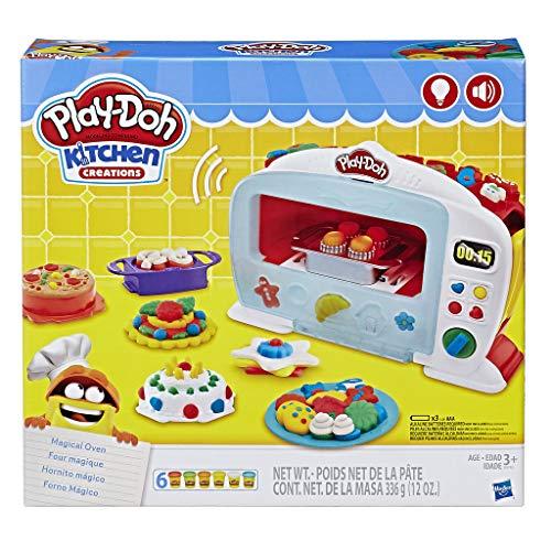 Pate A Modeler Play-Doh - Le Four Magique