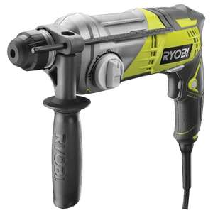 Marteau perforateur burineur sds plus RYOBI Rsds680ka2 (via ODR 20€)