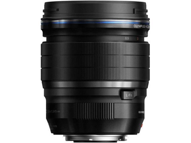 Objectif focal fixe Olympus M.Zuiko Digital ED 45mm / F1.2 PRO - Monture Micro 4/3