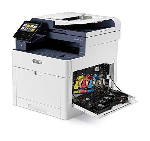 Imprimante Multifonction Laser Couleur Xerox WorkCentre 6515dni Duplex - Wi-FI, A4-Multi, Fonction Recto/verso (Vendeur Tiers)