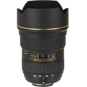 Objectif Tokina 16-28mm f/2.8 AT-X Pro FX - Monture Canon