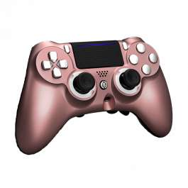 Manette Scuf Impact pour PS4 et PC - Or Rose (scufgaming.com)
