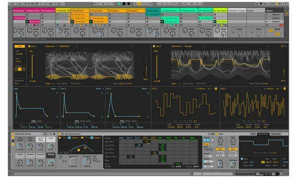 Sélection de logiciels MAO en promotion - Ex: Ableton Live 10 Suite UPG Intro (Dématérialisé)