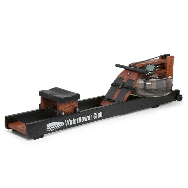 Rameur d'Eau WaterRower Club Sport - Moniteur S4 (mundofitness.fr)