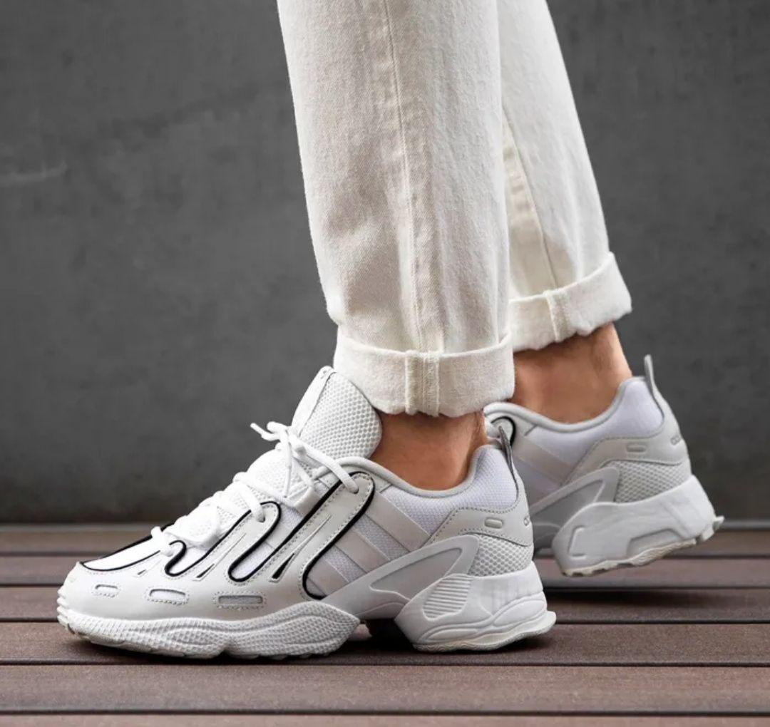 Baskets Adidas EQT Gazelle - Blanc/Noir ou Vert (Asphaltgold.com)