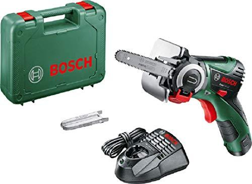 Scie Sans-Fil Bosch Easycut 12 + 1 Batterie 2,5 Ah , Chargeur + Lame + Coffret