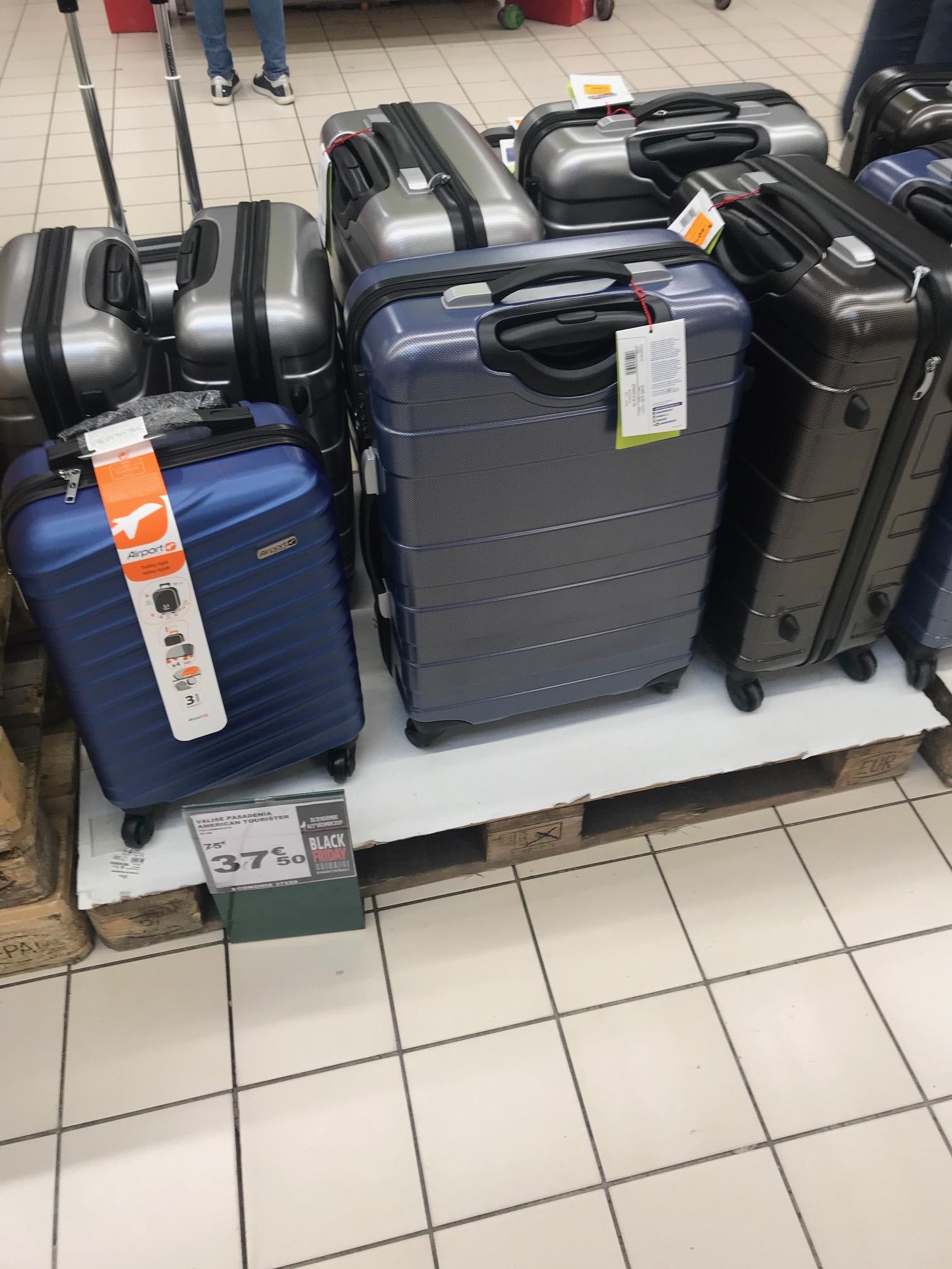 50% de réduction sur les valises American Tourister Pasadena (Différentes taille/coloris)