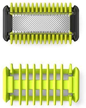 Kit de Protection Philips QP610/50 (1 lame + Système de protection des zones sensibles + 1 sabot corps)