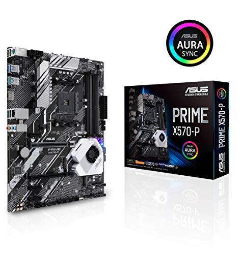 Carte mère Asus PRIME X570-P - Socket AM4