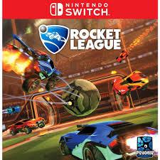 Rocket League sur Nintendo Switch (Dématérialisé)