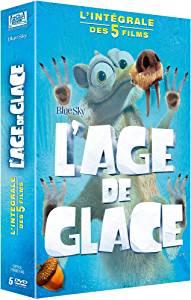 Coffret DVD L'Âge de Glace L'intégrale des 5 films