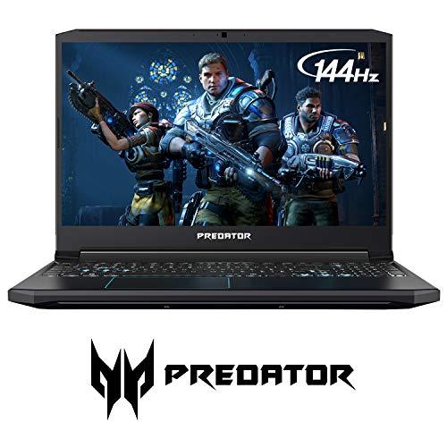 """PC Portable 15.6"""" Acer Predator Helios 300 - FHD, 144Hz, i7-9750H, 16 Go RAM, GTX 1660Ti 6Go, 256 Go SSD, W10, QWERTY(Frais d'import inclus)"""