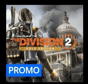The Division 2 - Édition Gold sur PS4 (Dématérialisé)
