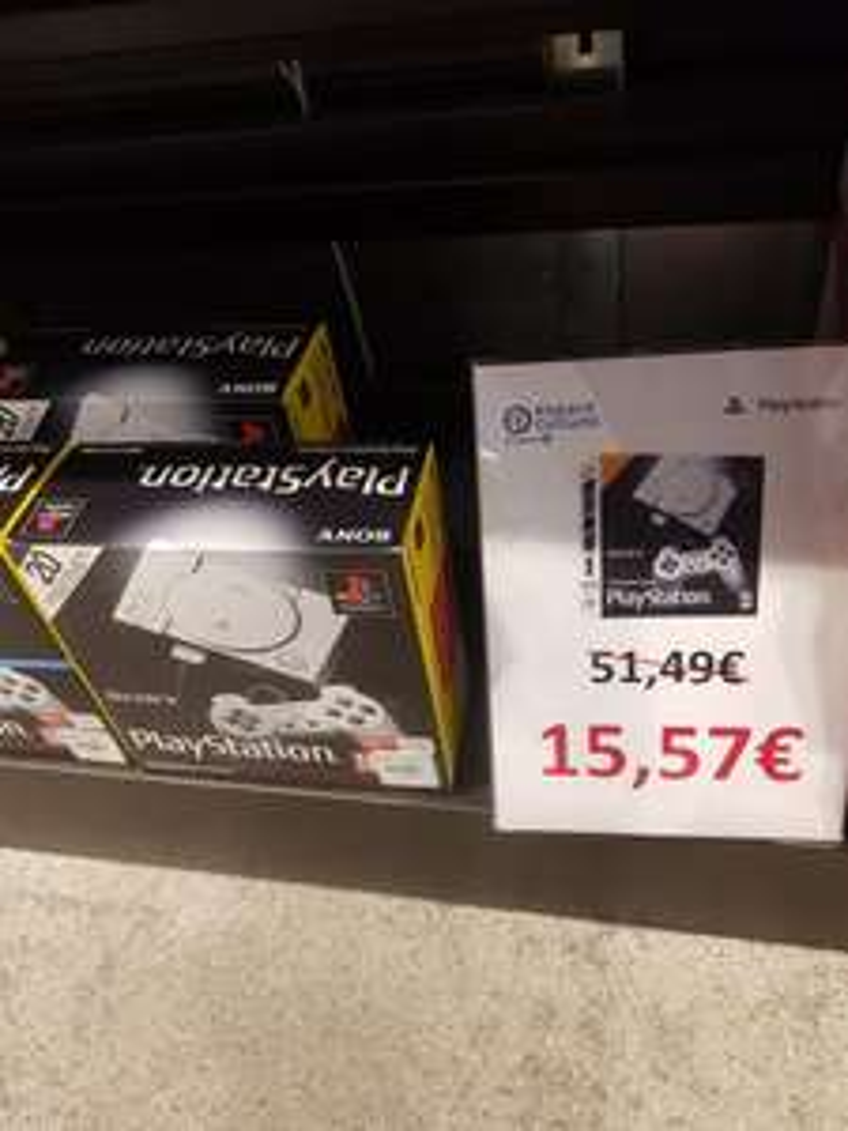 Console de jeu Sony Playstation Classic - Marseille (13)