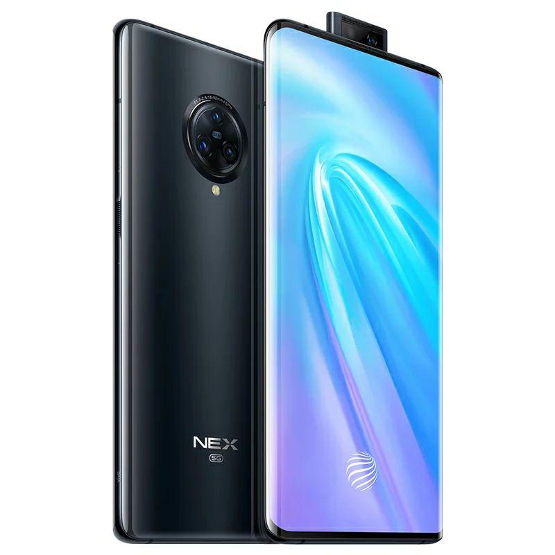 """Smartphone 6.89"""" ViVo Nex3 - 5G,12Go de RAM, 256Go"""