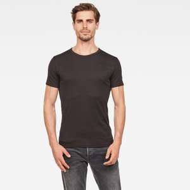 Lot de 2 t-shirts GSTAR RAW Basic - Coloris & Tailles au choix