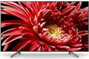 "TV 55"" Sony KD55XG8596BAEP - UHD 4K, HDR"