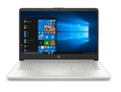 "Pack PC Portable 14"" HP 14s-dq0000nf (Full HD, i3-8145U, 128 Go SSD) + Housse"