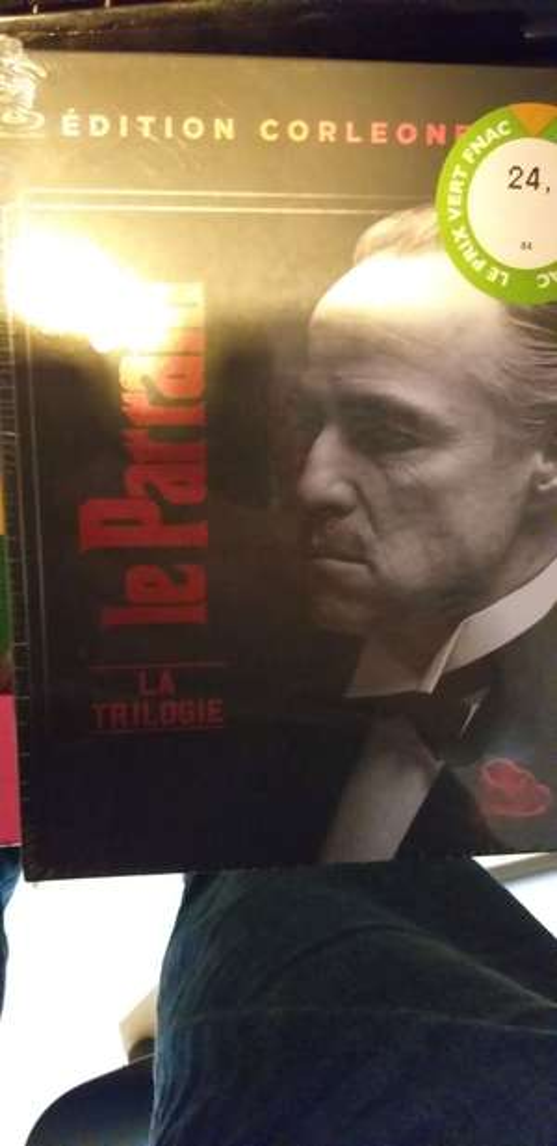 Coffret Blu-Ray trilogie Le Parrain - Rouen (76)