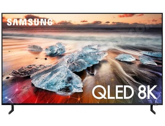 "TV 75"" Samsung QE75Q950R - 8K, Qled"