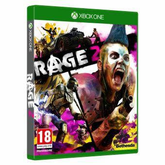 Jeu Rage 2 sur Xbox/PS4/Pc