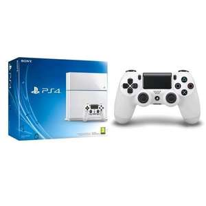 Pack Console Sony PlayStation PS4 500 Go blanche+ 2ème Manette + Assasins Creed Syndicate