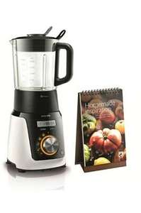 Blender chauffant Philips Avance Collection HR2098/30 (emballage abîmé)