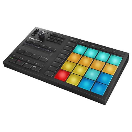 Contrôleur remix et production Native Instruments Maschine Mikro MK3