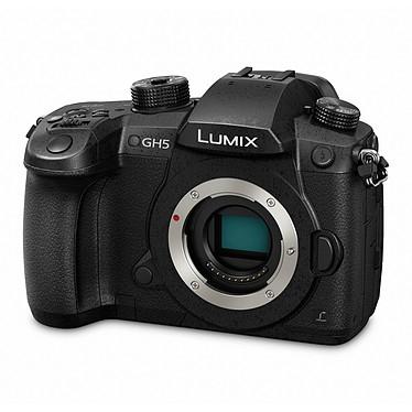 Appareil photo hybride Panasonic Lumix DMC-GH5 - Boitier Nu (Via ODR 200€)