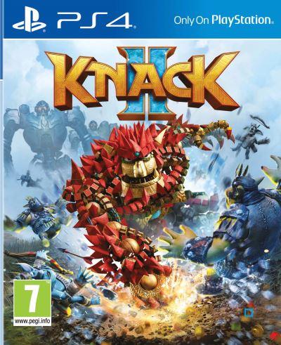 Jeu Knack 2 sur PS4