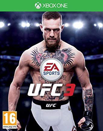 Jeu UFC 3 sur Xbox One