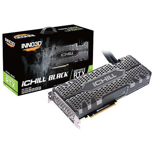 Carte graphique INNO3D GeForce RTX 2070 SUPER iCHILL (568.81€avec le code BLACKMOUTH)