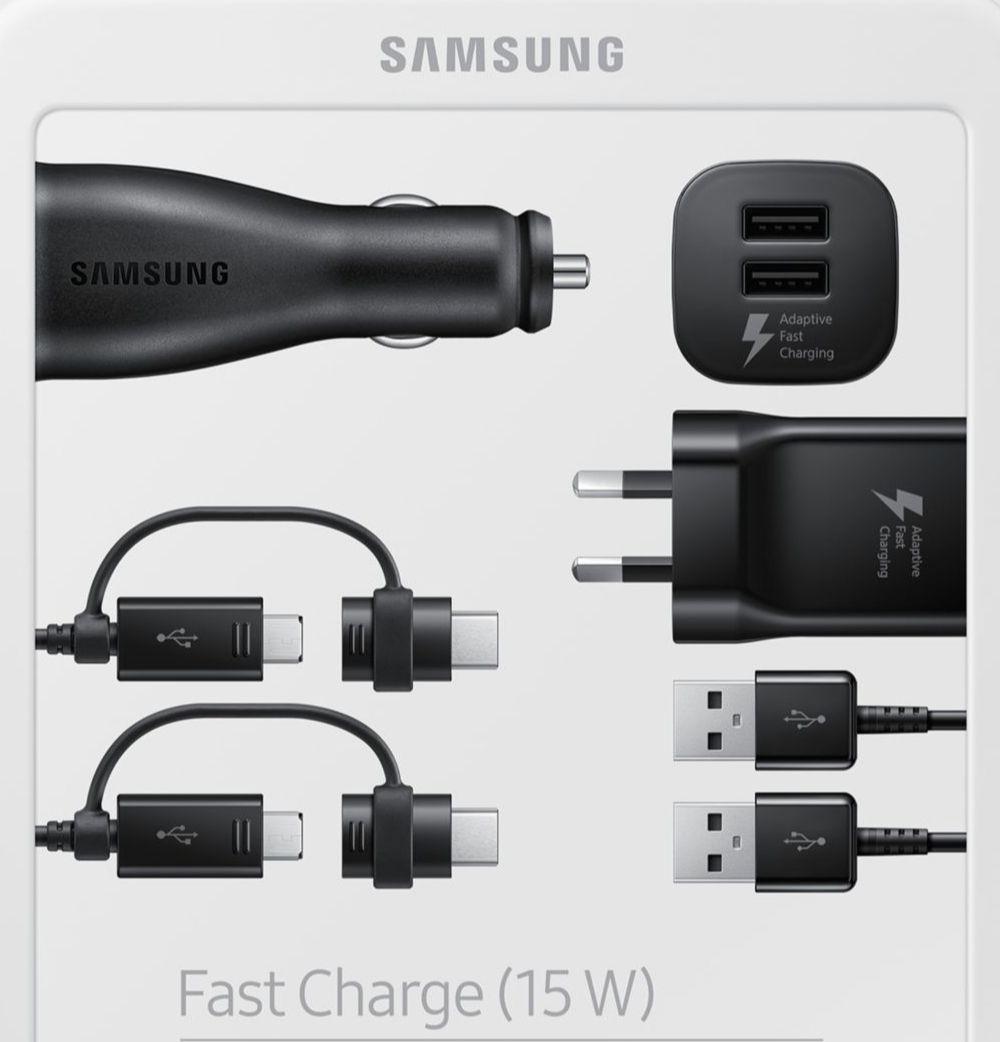 PACK Chargeur secteur Samsung