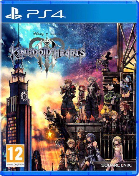 Jeu Kingdom Hearts 3 sur PS4