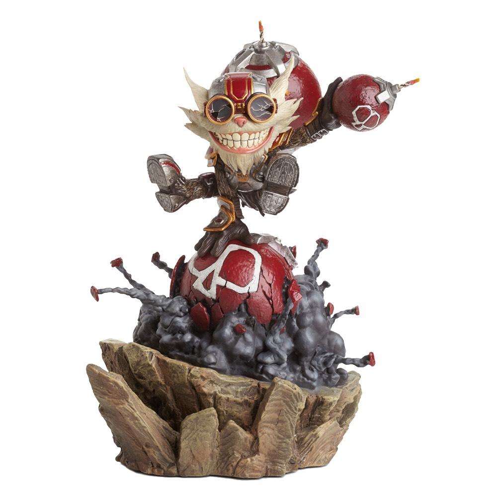 Statue Ziggs : League of Legends (riotgames.com)