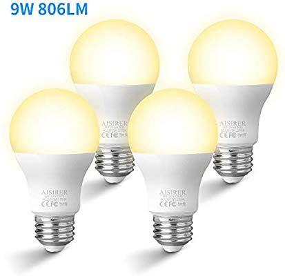 Lot 4 ampoules connectées Aisirer E27 (vendeur tiers)
