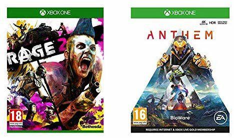 Rage 2 + Anthem sur Xbox One