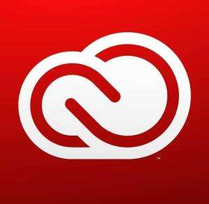 Abonnement mensuel Adobe Creative Cloud (engagement 1 an)