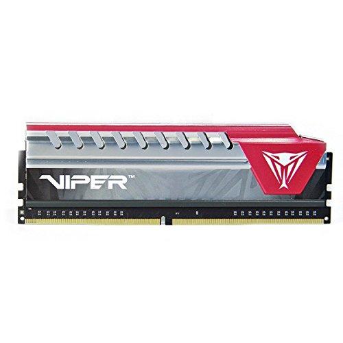 Kit mémoire RAM Patriot Memory Viper Elite 8 Go (2 x 4 Go) - 2800 Mhz, C16, XMP 2.0 (Vendeur tiers)