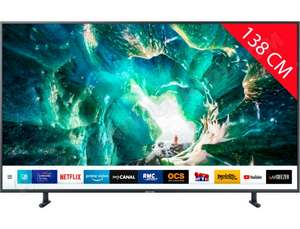 "TV 55"" Samsung UE55RU8005U - 4K UHD, HDR, Smart TV"