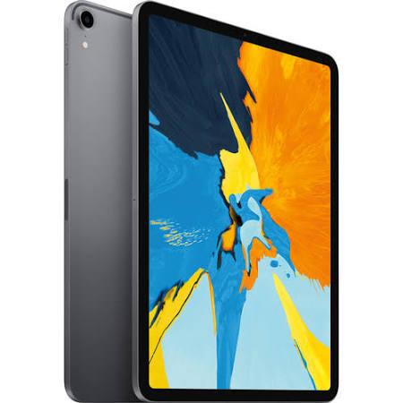 "Tablette 11"" Apple iPad Pro 2018 - 64 Go, WiFi (759,99€ avec le code BF12100)"