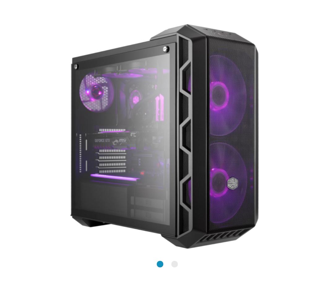 Boîtier PC CoolerMaster MasterCase H500