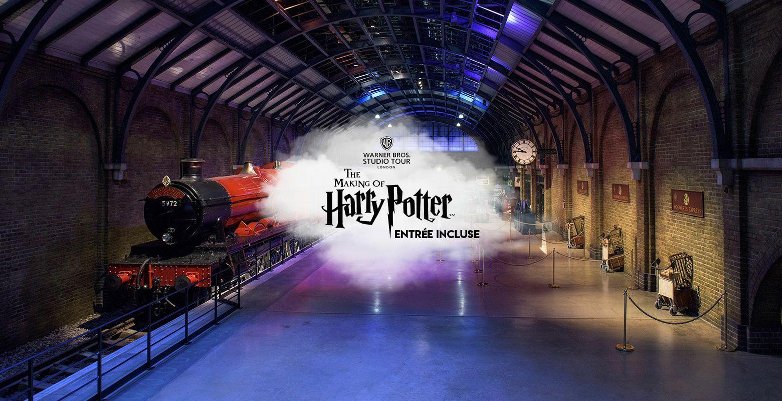 Séjour au Studio Harry Potter - 3 Jours, 2 Nuits, Chambre Standard, Petit Déjeuner