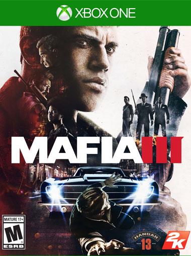 Jeu Mafia III sur Xbox One (via retrait magasin)