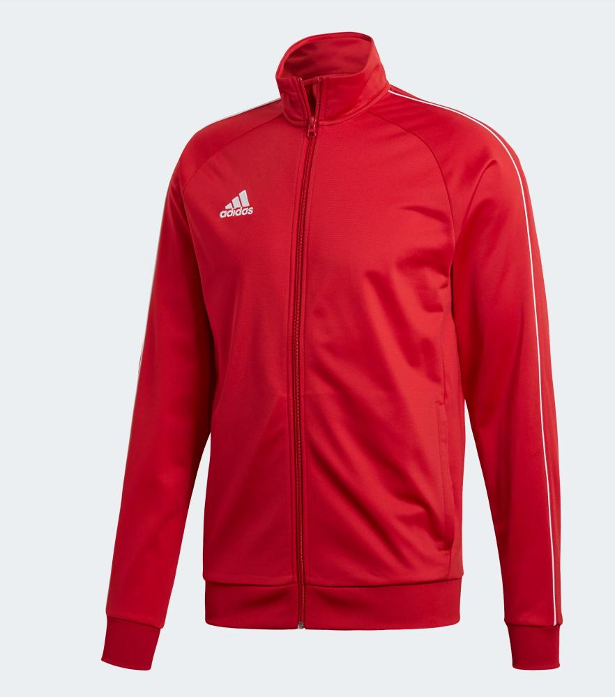 Veste de survêtement Adidas Core 18 - Taille au choix